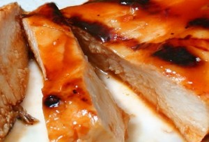 Spicy-Honey-Barbecued-Chicken