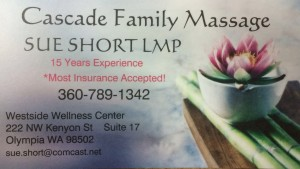 Cascade Family Massage